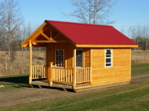 10'x16' Cabin